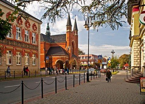 Malopolska, Architecture, City, Buildings, Church