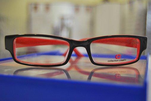 Optics, Glasses, Vision Aid, Optical, Vision, Eye