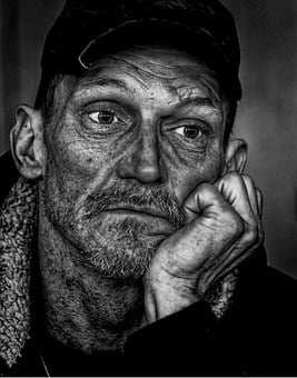 People, Homeless, Male, Street, Poverty, Social, City