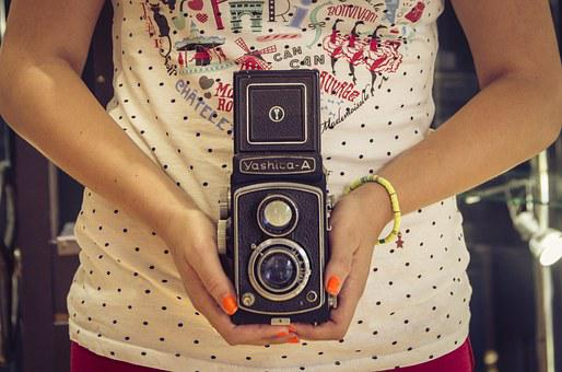 Camera, Old Age, Photography, Photo, Beauty, Beautiful