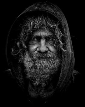 People, Homeless, Man, Male, Street, Person, Poverty