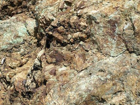 Structure, Texture, Background, Brown, Pattern, Rock