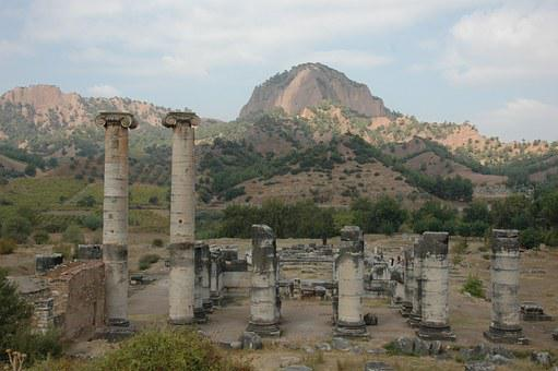 Sade, Asia Minor, Turkey