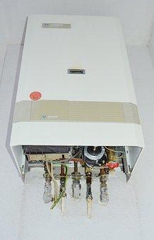 Heating, Gas Water Heater, Floor Heating, Junkers