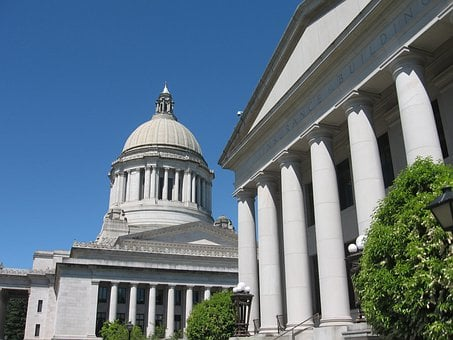 Capitol, Usa, Government Buildings, Parliament