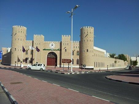 Qatar, Flag, Country, Arab, Arabic, Gulf, Saudi, Arabia