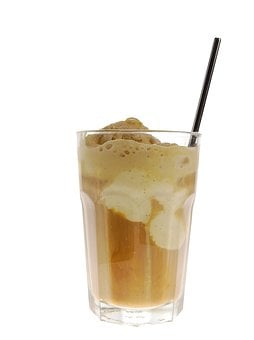 Ice, Coffee, Eiscafe, Iced Coffee, Glass, Cup, Drink