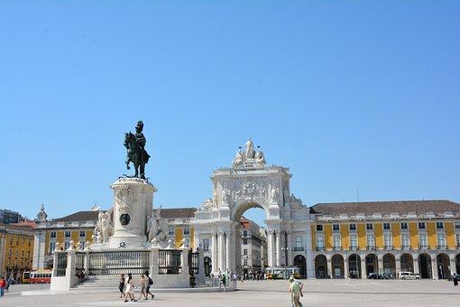 Praça Do Comércio, Terreiro Do Paço, Lisbon Square