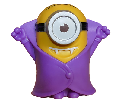 Toys, Minions, Plaything, Childhood, Cute, Lone, Child
