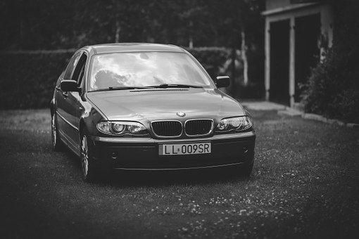 Bmw, E46, Car, Auto, Sedan, 316i, 3er, Xenon, Lamps