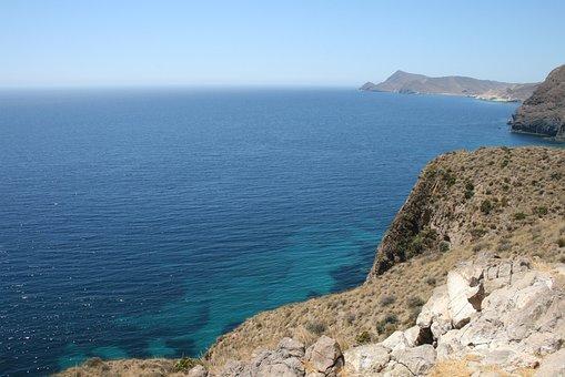 Cabo De Gata, Níjar, Landscapes, Almeria, Beaches