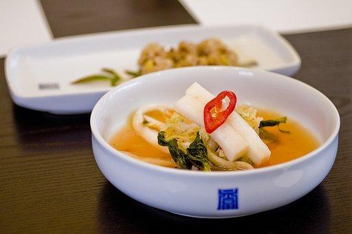 Kimchi, Korean, Traditional Food