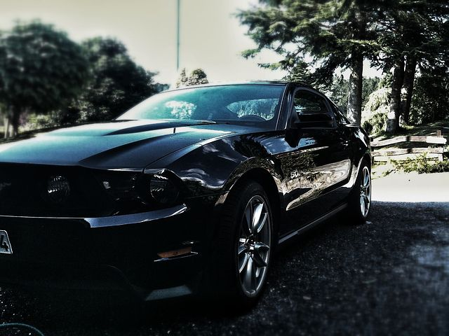 Mustang, Ford, Auto, Coupe, Vehicle, American