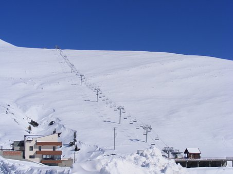Chair, Cold, Gorj, Lift, Mountain, Papusa, Parang