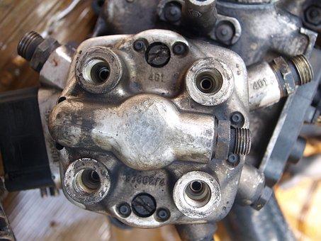 Machine, Engine, Industrial, Machinery, Equipment