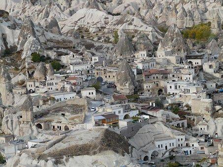 Göreme, Turkey, Cappadocia, Place, Nevşehir Province