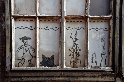 Industrial Heritage, Street Art, Duisburg, Ruhr Area