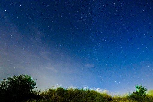 Moonlight, Astronomy, Cosmic, Cosmos, Outdoors, Night
