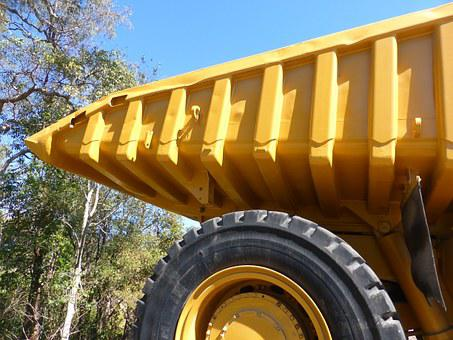 Dump, Tipper, Dumper, Heavy, Industry, Trucking