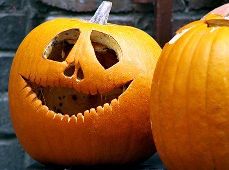 Pumpkin, Halloween, Masquerade, The Feast Of The Dead