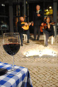 Red Wine, Musicians, Glass Of Wine, Terrace, Relax