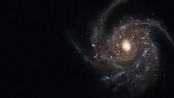 Milky Way, Space, Universe, Galaxy, Cosmos