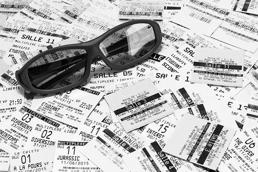Tickets, Cinemas, 3d, Cine, Movies, Seats, Cinema