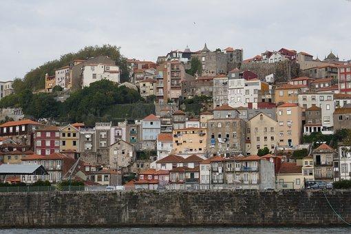 Porto, Portugal, City, Architecture, Historical