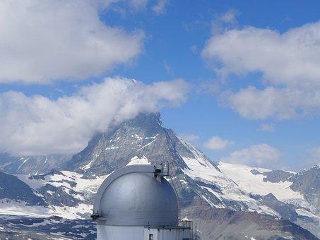 Matterhorn, Mountain, Switzerland, Vacation, Landmark