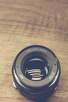 Analog, Camera, Slr, Nostalgia, Retro, Old Camera