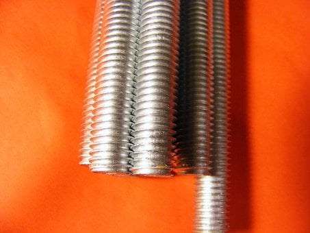 Bolt-004, Hardware, Industries, Bolts, Metal