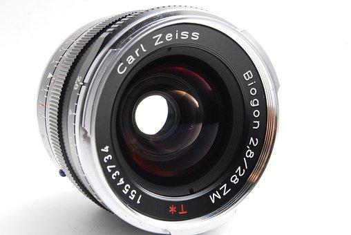 Carl Zeiss 28mm, Repair Record, Repair Of Lens