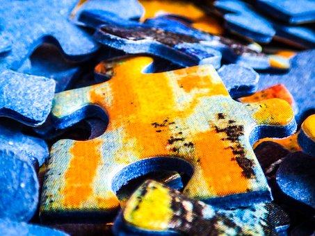 Puzzle, Game, Color, Logic, Component