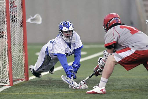Lacrosse, Air Force, Ohio State, Game, Sport, Sports