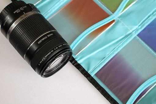 Lens, Photograph, Camera Lens, Color Graduated Filters