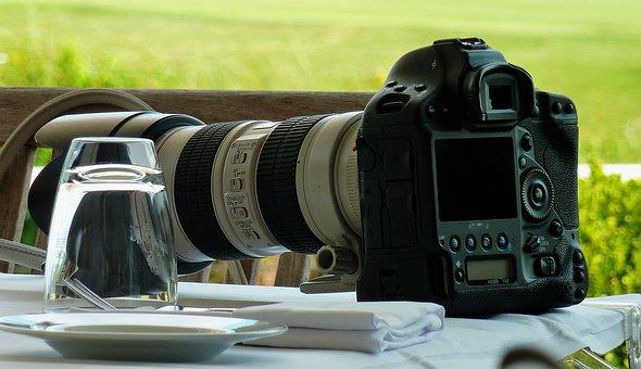 Photograph, Record, Camera, Make A Photo, A Photo Shoot