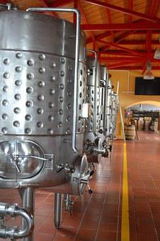 Wine, Production, Cantine, Winery, Drink, Alcohol, Vine