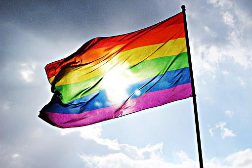 Flag, Rainbow, Sun, Sky, Pride, Csd, Homosexuality