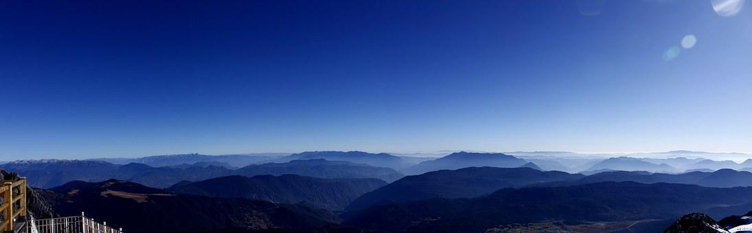 Lijiang, The Jade Dragon Snow Mountain