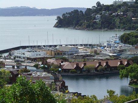 Lagoon, Yacht Harbor, Tiburon, Tiburon California