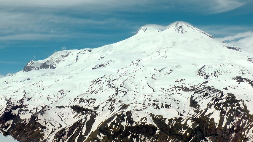 Elbrus, Mountains, The Caucasus, Kabardino-balkaria