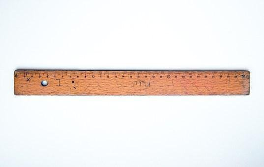 School Ruler, Measure, School, Measurement, Ruler