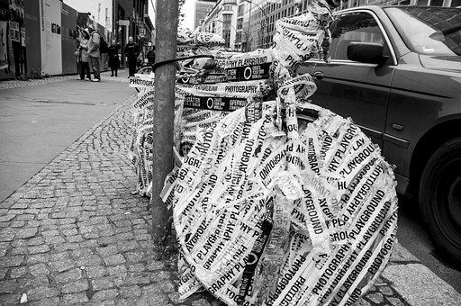 Bike, Bicycle, Wheel, Outdoor, City, Urban, Photography