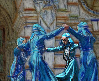 Dancers, Dance, Folk Dance, Team, Event, Folklore