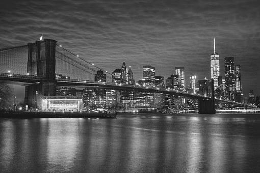 New York, Nyc, Brooklyn, New York City, City, Manhattan