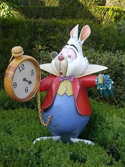 Time, Too Late, Disneyland, Minute, Clock, On Time