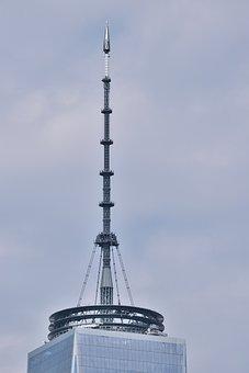 New York, Antenna, One World Trade Center
