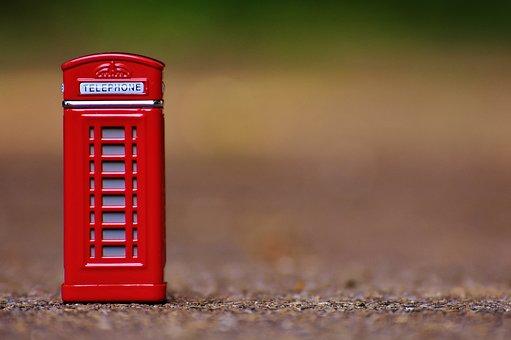 Phone Booth, English, Phone, Telephone House, England