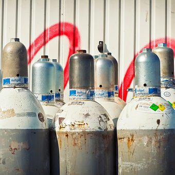 Gas, Gas Bottle, Propane, Liquefied Petroleum Gas