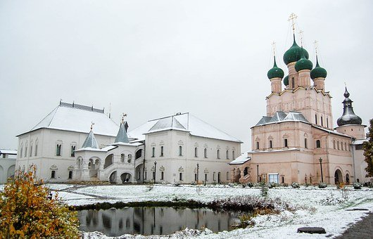Ancient, Architecture, Assumption, Autumn, Cathedral